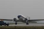 元青森人さんが、松島基地で撮影したスーパーコンステレーション飛行協会 DC-3Aの航空フォト(写真)