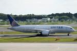 Spot KEIHINさんが、成田国際空港で撮影したユナイテッド航空 787-8 Dreamlinerの航空フォト(写真)