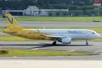 Spot KEIHINさんが、成田国際空港で撮影したバニラエア A320-214の航空フォト(写真)