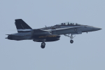 DBACKさんが、岩国空港で撮影したアメリカ海兵隊 F/A-18D Hornetの航空フォト(写真)