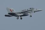 DBACKさんが、岩国空港で撮影したアメリカ海兵隊 F/A-18C Hornetの航空フォト(写真)
