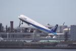 buntaroさんが、羽田空港で撮影した全日空 A321-272Nの航空フォト(写真)