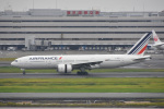 よしポンさんが、羽田空港で撮影したエールフランス航空 777-228/ERの航空フォト(写真)