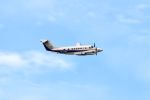 まいけるさんが、スワンナプーム国際空港で撮影したタイ政府 300 Super King Airの航空フォト(写真)