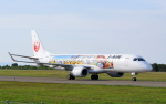 Dreamer-K'さんが、秋田空港で撮影したジェイ・エア ERJ-190-100(ERJ-190STD)の航空フォト(写真)