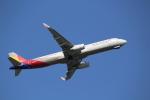 kageさんが、福岡空港で撮影したアシアナ航空 A321-231の航空フォト(写真)