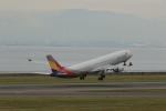 canon_leopardさんが、中部国際空港で撮影したアシアナ航空 A330-323Xの航空フォト(写真)