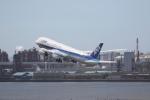 buntaroさんが、羽田空港で撮影した全日空 787-9の航空フォト(写真)