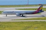amagoさんが、関西国際空港で撮影したアシアナ航空 A321-231の航空フォト(写真)