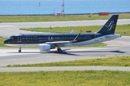 amagoさんが、関西国際空港で撮影したスターフライヤー A320-214の航空フォト(写真)
