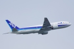 CB20さんが、伊丹空港で撮影した全日空 777-281の航空フォト(写真)