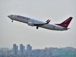 こじゆきさんが、金浦国際空港で撮影したイースター航空 737-86Nの航空フォト(写真)