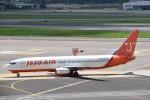 こじゆきさんが、金浦国際空港で撮影したチェジュ航空 737-86Jの航空フォト(写真)
