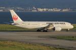 キイロイトリ1005fさんが、関西国際空港で撮影した日本航空 787-8 Dreamlinerの航空フォト(写真)