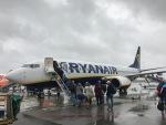 ぱなくろさんが、アムステルダム・スキポール国際空港で撮影したライアンエア 737-8ASの航空フォト(写真)