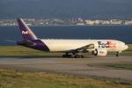 キイロイトリ1005fさんが、関西国際空港で撮影したフェデックス・エクスプレス 777-FS2の航空フォト(写真)