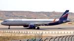誘喜さんが、マドリード・バラハス国際空港で撮影したアエロフロート・ロシア航空 A321-211の航空フォト(写真)