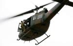 asuto_fさんが、陸上自衛隊玖珠駐屯地で撮影した陸上自衛隊 UH-1Jの航空フォト(写真)