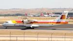 誘喜さんが、マドリード・バラハス国際空港で撮影したエア・ノーストラム ATR-72-600の航空フォト(写真)
