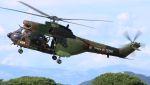 C.Hiranoさんが、ル・リュク=ル・カネ陸軍基地で撮影したフランス陸軍 SA330BA Pumaの航空フォト(写真)