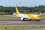 Y-Kenzoさんが、成田国際空港で撮影したスクート・タイガーエア 787-8 Dreamlinerの航空フォト(写真)