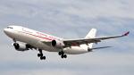 誘喜さんが、ロンドン・ヒースロー空港で撮影したアルジェリア航空 A330-202の航空フォト(写真)