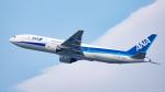 ぱん_くまさんが、羽田空港で撮影した全日空 777-281/ERの航空フォト(写真)