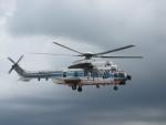 kamonhasiさんが、愛鷹広城公園で撮影した海上保安庁 EC225LP Super Puma Mk2+の航空フォト(写真)