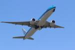 airdrugさんが、成田国際空港で撮影したKLMオランダ航空 777-306/ERの航空フォト(写真)