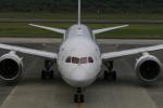 myoumyoさんが、熊本空港で撮影した全日空 787-8 Dreamlinerの航空フォト(写真)