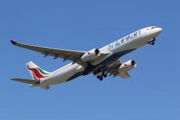 airdrugさんが、成田国際空港で撮影したスリランカ航空 A330-343Eの航空フォト(写真)