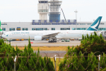 KIMISTONERさんが、台湾桃園国際空港で撮影したキャセイパシフィック航空 777-367の航空フォト(写真)