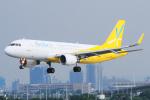 KIMISTONERさんが、台湾桃園国際空港で撮影したバニラエア A320-216の航空フォト(写真)