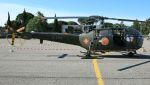 C.Hiranoさんが、ル・リュク=ル・カネ陸軍基地で撮影したスイス空軍 SA316B Alouette IIIの航空フォト(写真)