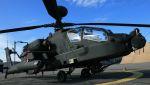C.Hiranoさんが、ル・リュク=ル・カネ陸軍基地で撮影したイギリス陸軍 AH-64 Apacheの航空フォト(写真)