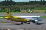 kanadeさんが、成田国際空港で撮影したバニラエア A320-214の航空フォト(写真)