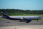 kanadeさんが、成田国際空港で撮影したアエロフロート・ロシア航空 A330-343Xの航空フォト(写真)