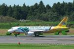 kanadeさんが、成田国際空港で撮影したセブパシフィック航空 A320-214の航空フォト(写真)
