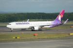みなかもさんが、新千歳空港で撮影したハワイアン航空 767-3CB/ERの航空フォト(写真)