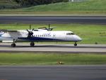 kazukazuさんが、伊丹空港で撮影したANAウイングス DHC-8-402Q Dash 8の航空フォト(写真)