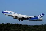 ウッディーさんが、成田国際空港で撮影した日本貨物航空 747-4KZF/SCDの航空フォト(写真)