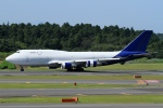 ウッディーさんが、成田国際空港で撮影したウエスタン・グローバル・エアラインズ 747-446(BCF)の航空フォト(写真)