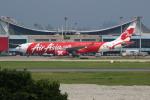 resocha747さんが、台湾桃園国際空港で撮影したエアアジア・エックス A330-343Xの航空フォト(写真)