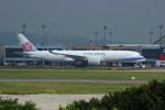 resocha747さんが、台湾桃園国際空港で撮影したチャイナエアライン A350-941XWBの航空フォト(写真)