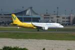 resocha747さんが、台湾桃園国際空港で撮影したバニラエア A320-214の航空フォト(写真)