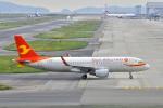 kix-boobyさんが、関西国際空港で撮影した天津航空 A320-214の航空フォト(写真)