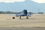E-75さんが、函館空港で撮影したアルファーアビエィション DA42 NG TwinStarの航空フォト(写真)