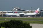 resocha747さんが、台湾桃園国際空港で撮影したチャイナエアライン 777-309/ERの航空フォト(写真)