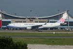 resocha747さんが、台湾桃園国際空港で撮影したチャイナエアライン A330-302の航空フォト(写真)
