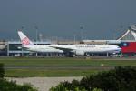 resocha747さんが、台湾桃園国際空港で撮影したチャイナエアライン 777-36N/ERの航空フォト(写真)
